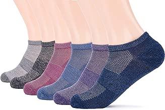 Gallery Seven Women's No-Show Athletic Sport Socks Low Cut Sock Size 9-11