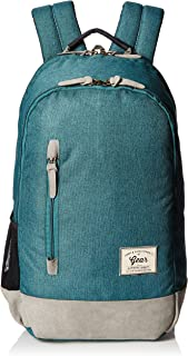 Gear Campus 8 Backpack Green- Grey (BKPCAMPS80304)