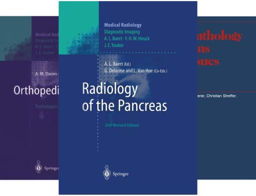 Medical Radiology (50 Book Series)