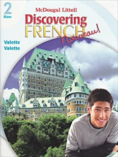 Discovering French, Nouveau!: Student Edition Level 2 2007