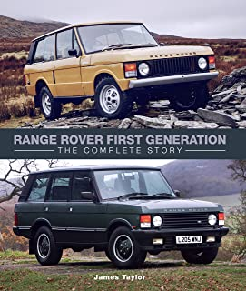 Range Rover First Generation: The Complete Story (Crowood Au