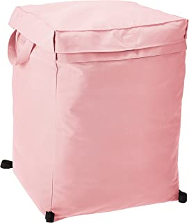 Easy Wheels Deluxe Hooded Carrier Jumbo Liner, Pink