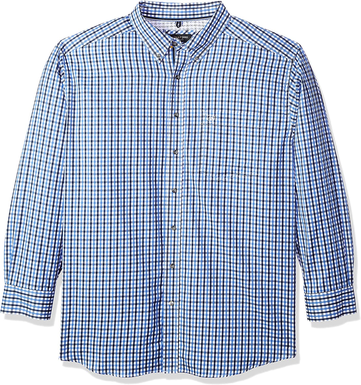 ARIAT Men's Classic Fit OFFicial Max 54% OFF site Sleeve Long Shirt
