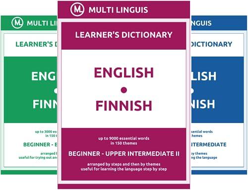 Finnish Language (5 Book Series)