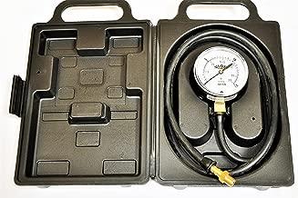 propane gas pressure at furnace
