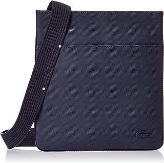 Lacoste Mens Crossbody Bag, Blue (021) - NH2850HC