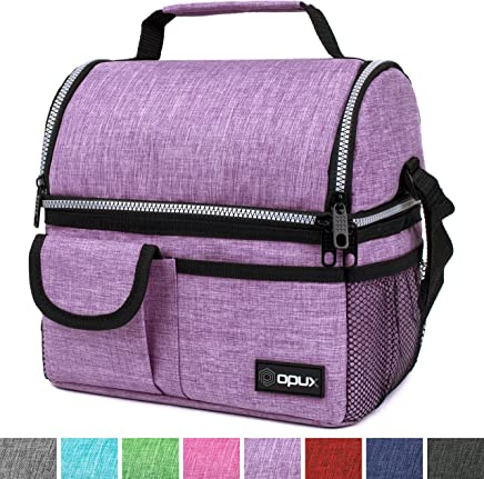01accb0389d1 Amazon.com: Purple - Lunch Bags / Travel & To-Go Food Containers ...