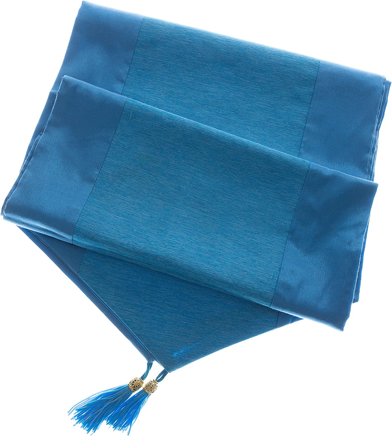 Avarada Elegant Surprise price Table Runners Light OFFicial site Cof for Blue Home Decorative