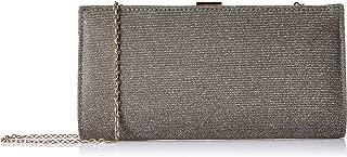Accessorize London Eve Bags-Handbag Women's Clutch (Gold)