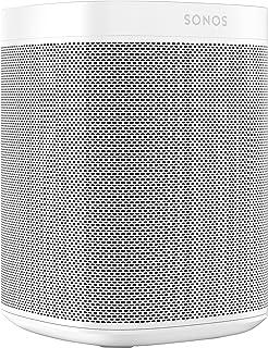 Sonos One Wireless Speaker, White