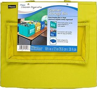 Mead Teacher Storage Bin, Green (72288)