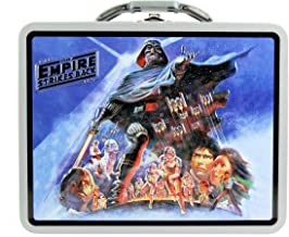 Lucas Films Star Wars The Empire Strikes Back Tin Lunch Box