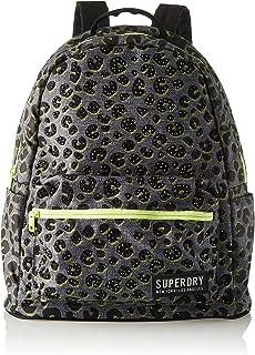 Superdry Midi Backpack - Grey Marl Tropics Animal