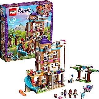 LEGO Friends Friendship House 41340 Kids Building Set...