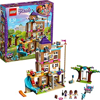 LEGO Friends Friendship House 41340 Kids Building Set with Mini-Doll Figures, Popular Girl Toys for Christmas and Valentines Gifts (722 Pieces)