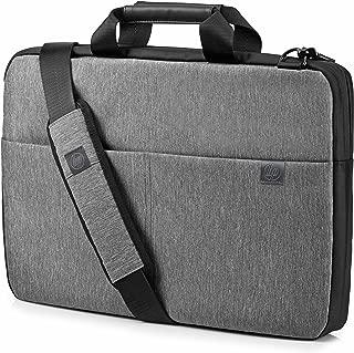 HP L6V67AA Signature Slim Topload Notebook Çantası, 14 İnç, Gri