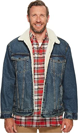 82e0d06204 Mens sherpa lined leather jackets