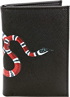 snake wallet gucci