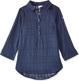Columbia Women's Summer Ease Popover Tunic Shirts