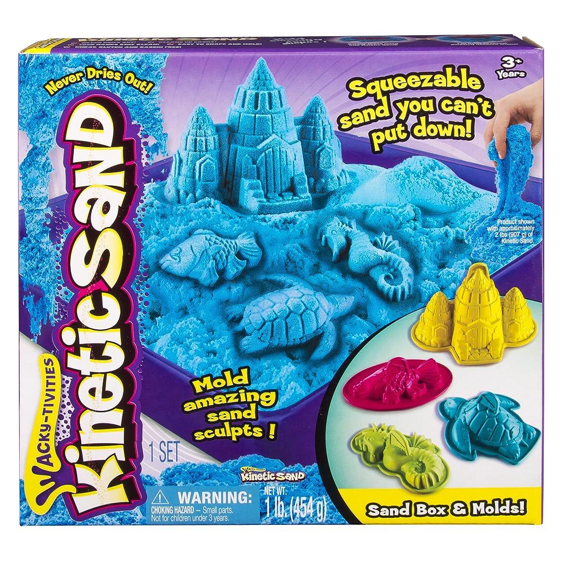 KNS ACK KineticSand Box Set - Blue GBL