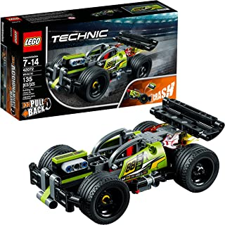 LEGO Technic WHACK! 42072  Building Kit with Pull Back...