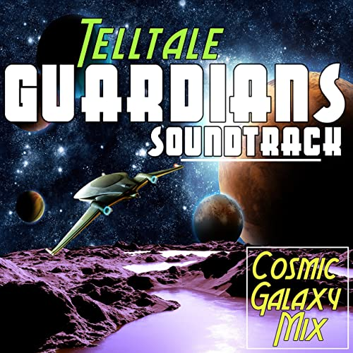guardians of the galaxy telltale episode 1 music