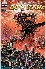 Web Of Venom: Empyre's End (2020) #1 (Web Of Venom (2018-)) Kindle Edition