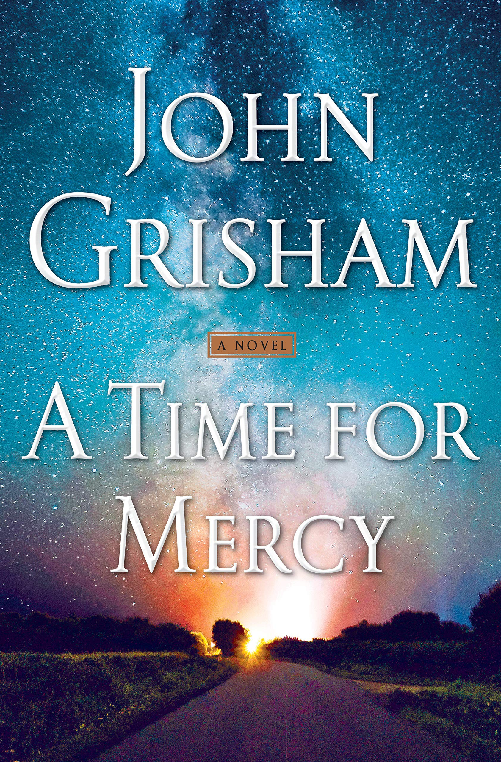 Cover image of A Time for Mercy by John Grisham
