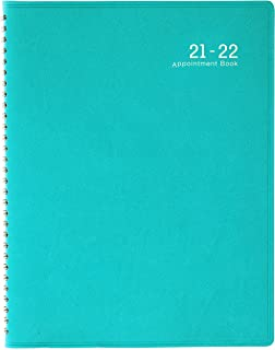 2020 Weekly Appointment Book/Planner - 53 Weeks Daily Planner Organizer, 15-Minute Increments, Flexible Cover, Twin-Wire B...