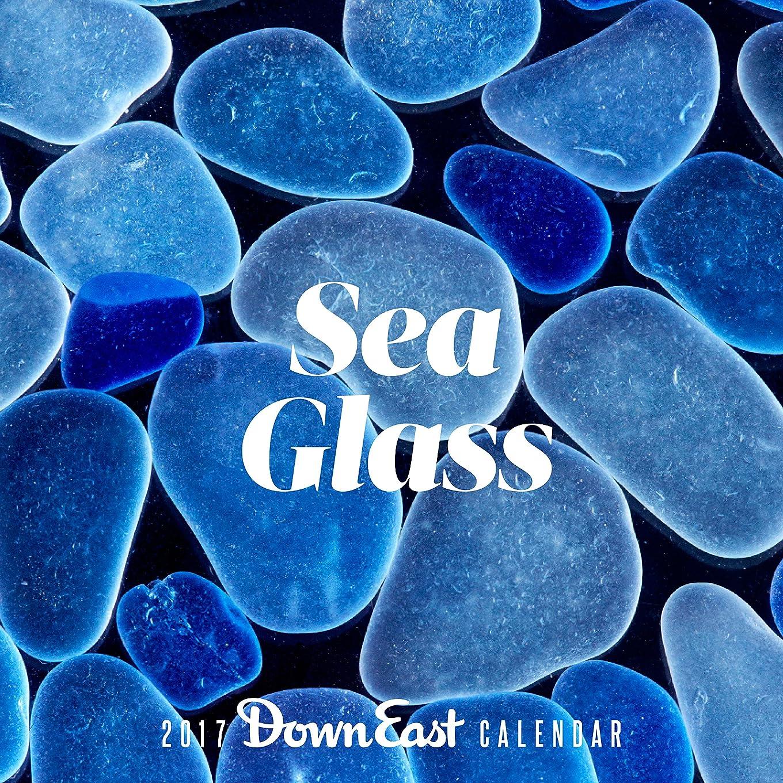クルーランプノミネートSea Glass Down East 2017 Calendar
