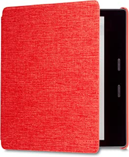 Kindle Oasis Water-Safe Fabric Cover, Punch Red
