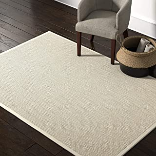 Best white patterned area rug Reviews