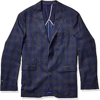 Cole Haan Men's Slim Fit Blazer, Blue, 44S