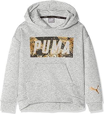 PUMA Style Hoody G Sudadera Niñas