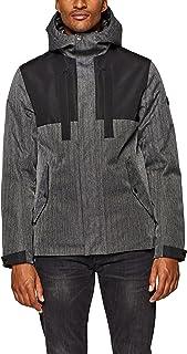 ESPRIT Men's 098ee2g037 Jacket, Black (Black 001), Medium