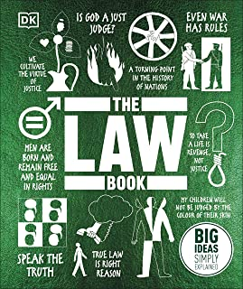 The Law Book: Big Ideas Simply Explained