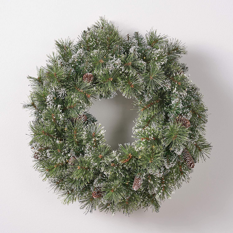 Great Deal Furniture 306826 Brook Wreath | 24