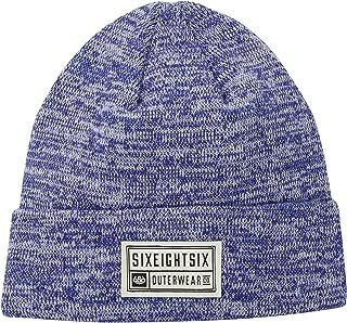 686 ビーニー シックスエイトシックス 帽子 ニット帽 MELANGE BEANIE Cobalt