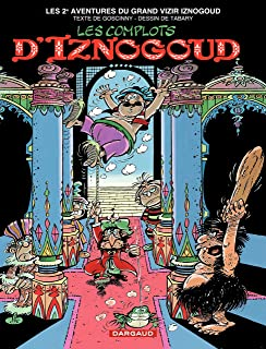 Iznogoud - tome 2 - Les Complots d'Iznogoud (French Edition)