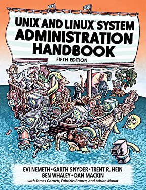 UNIX and Linux System Administration Handbook: UNIX Linux Syste Admin Han_5