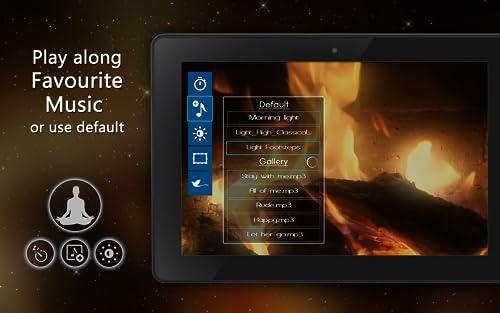 『Calm Fireplace TV』の3枚目の画像