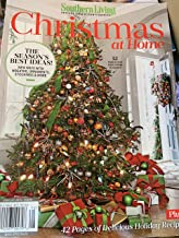 Southern living Christmas at home magazine 2019 the seasons best ideas