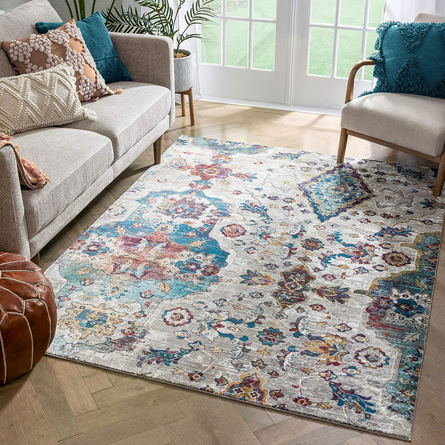 Well Woven Max 65% OFF Bleecker St Paloma Ivory 5'3