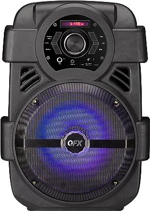 QFX PBX-8 Rechargeable 8