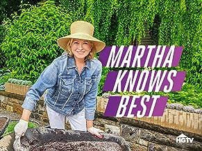 Martha Knows Best, Season 1