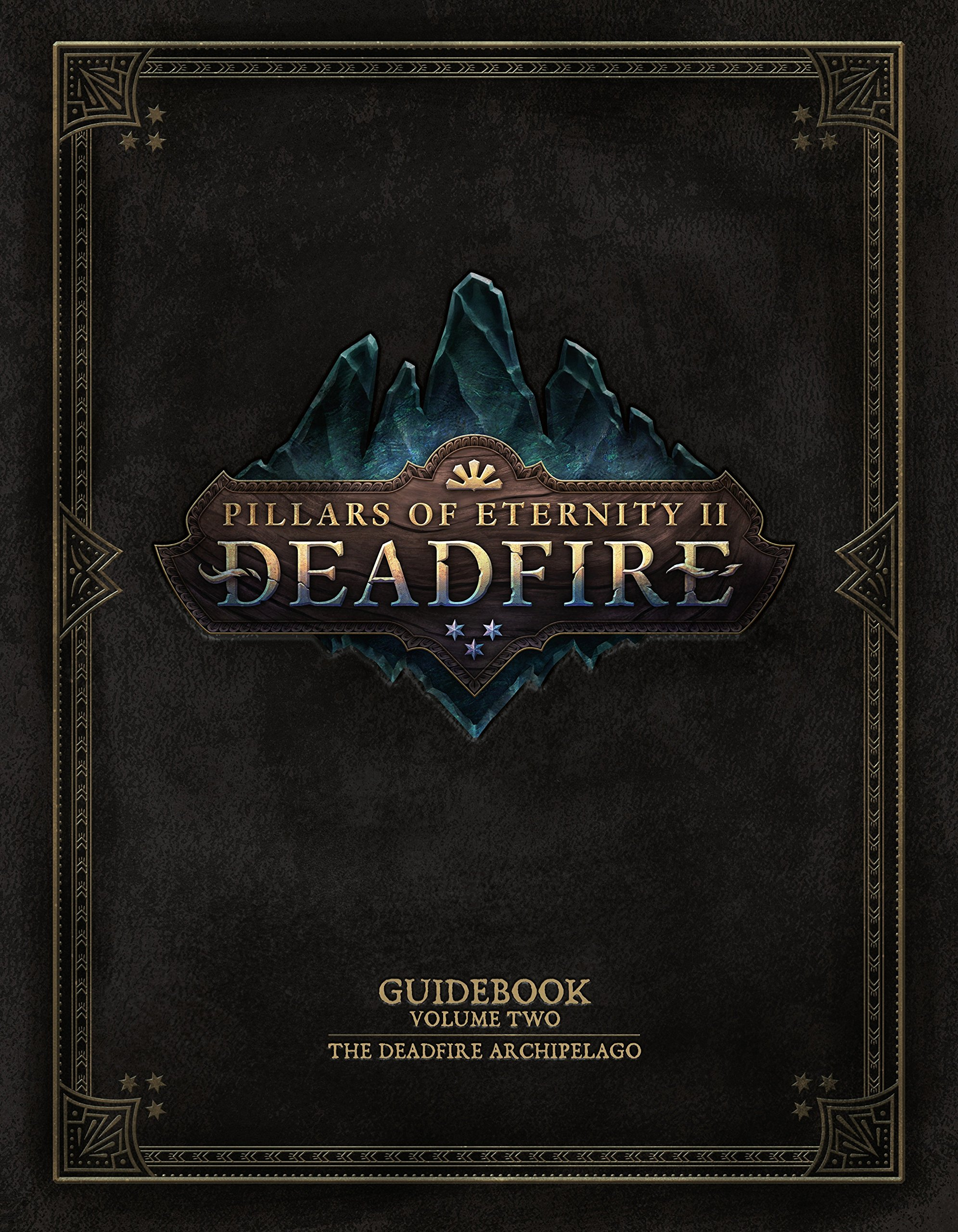 Image OfPillars Of Eternity Guidebook: Volume Two-The Deadfire Archipelago