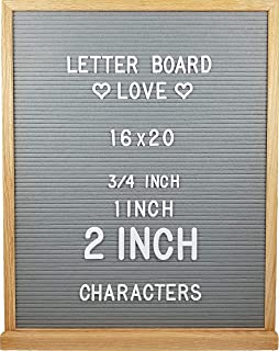 Best extra large felt letter board Reviews
