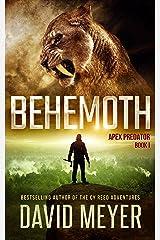 Behemoth (Apex Predator Book 1) Kindle Edition