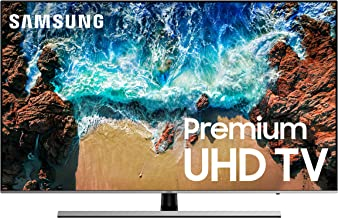 "Samsung UN55NU8000FXZA Flat 55"" 4K UHD 8 Series Smart LED TV (2018)"