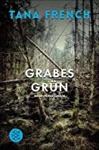 Grabesgrün: Kriminalroman (Mordkommission Dublin 1) (German Edition)